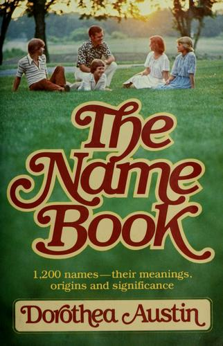 Download The name book