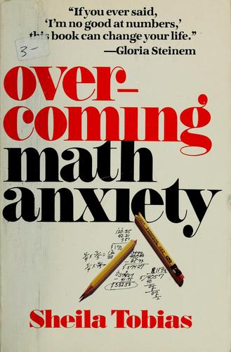 Download Overcoming math anxiety