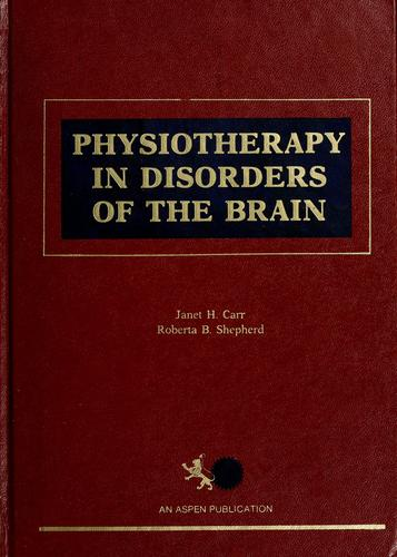 Download Physiotherapy in disorders of the brain