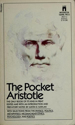 Download The pocket Aristotle