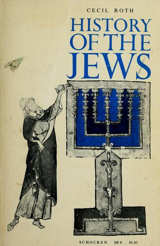 A history of the Jews.