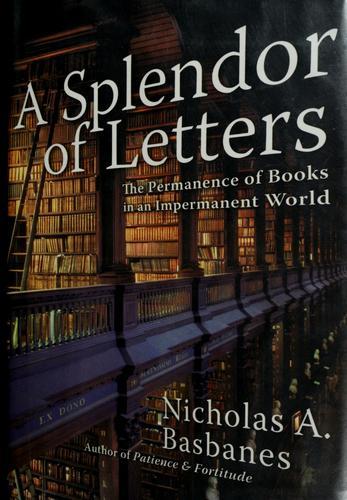 Download A splendor of letters