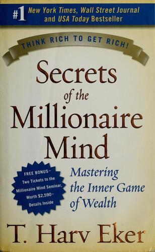 Download Secrets of the millionaire mind