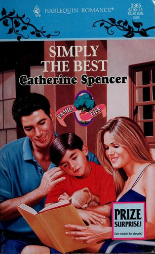 Simply the best by Catherine Spencer