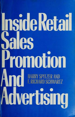 Inside Retail Sales Promotion and Advertising
