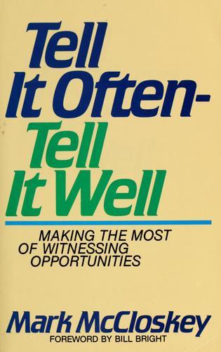 Download Tell It Often-Tell It Well