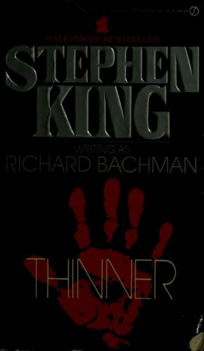 Thinner (Signet) by Stephen King, Richard Bachman