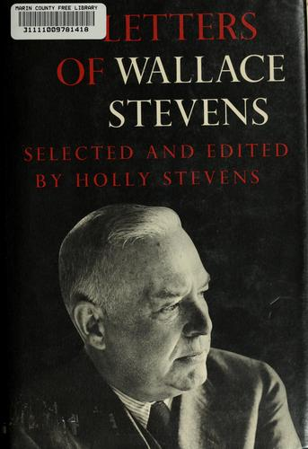 Download Letters of Wallace Stevens.