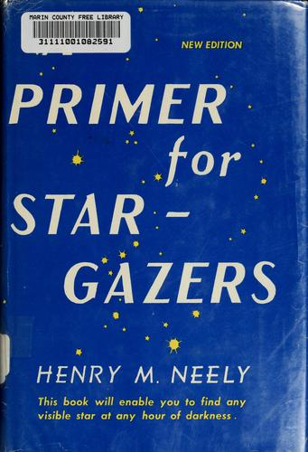 Download A primer for star-gazers