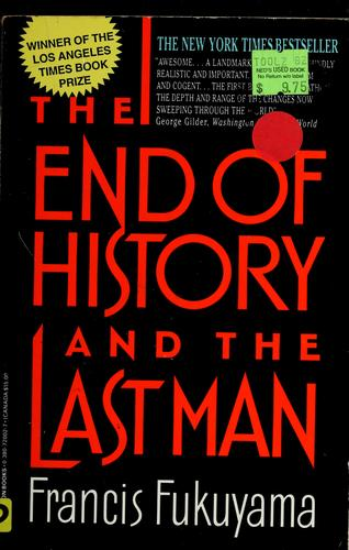 Download The end of history and the last man