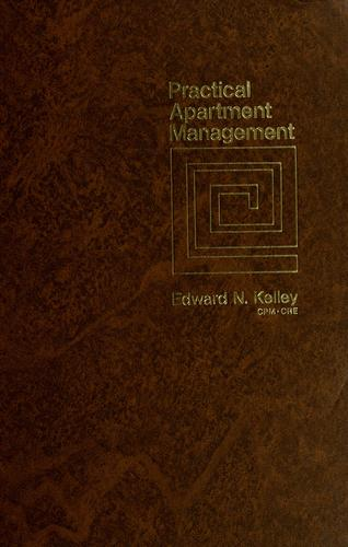 Practical apartment management