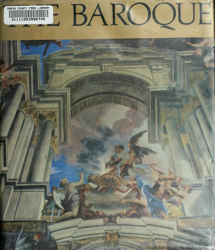 The Baroque: principles, styles, modes, themes by Germain Bazin
