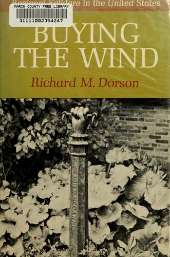 Buying the wind