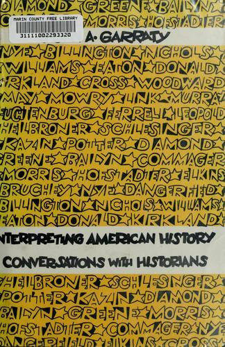 Download Interpreting American history