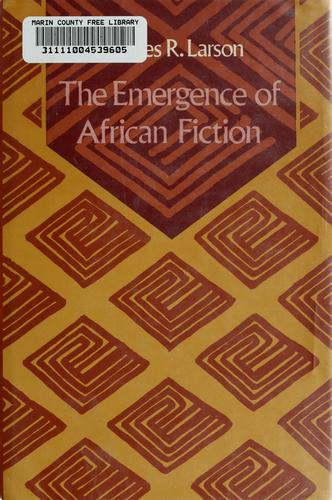 Download The emergence of African fiction