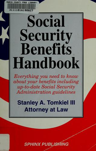 Download Social security benefits handbook