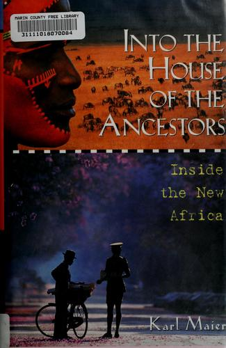 Download Into the house of the ancestors