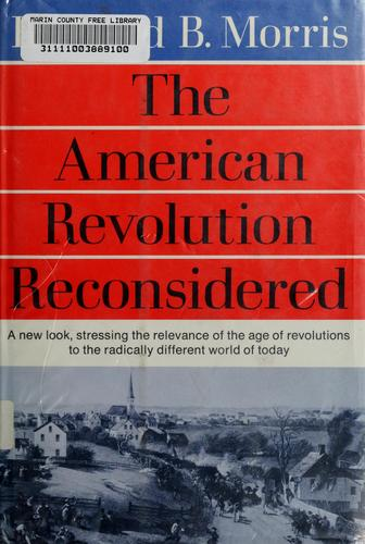 Download The American Revolution reconsidered. —