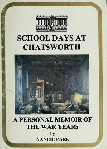 Download School days at Chatsworth
