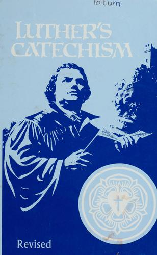 Download Luther's Catechism
