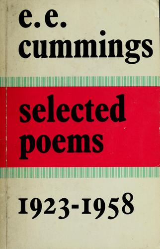 Selected poems, 1923-1958
