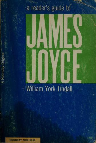 Download A reader's guide to James Joyce.