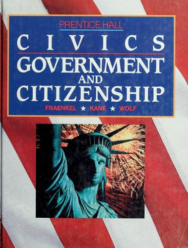 Civics–government and citizenship