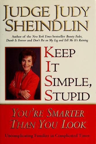 Download Keep it simple, stupid