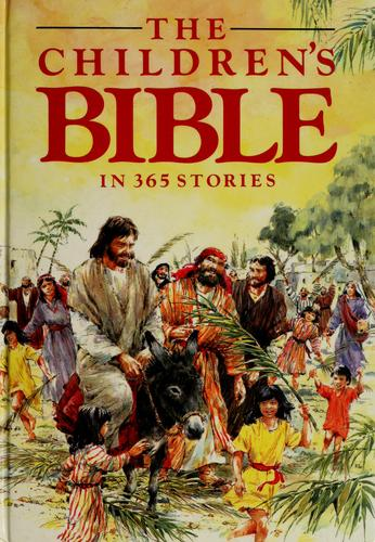 Download The children's Bible in 365 stories