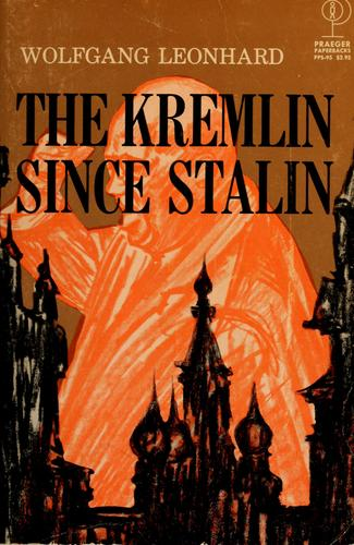 Download The Kremlin since Stalin.