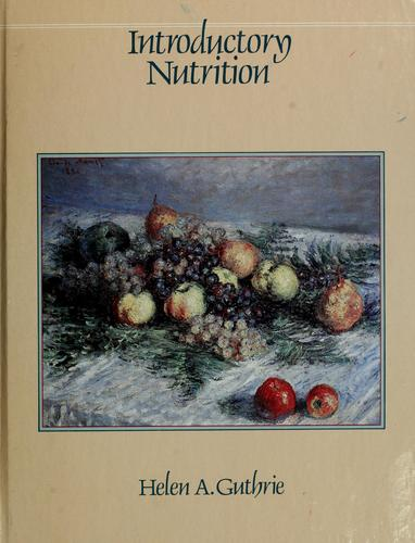 Introductory nutrition