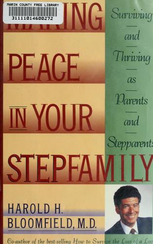 Making peace in your stepfamily