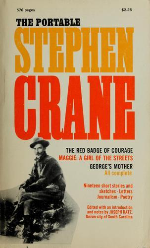 The portable Stephen Crane.