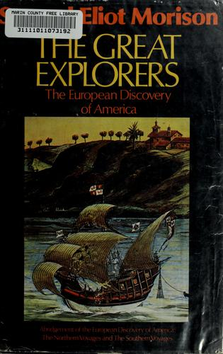 Download The great explorers