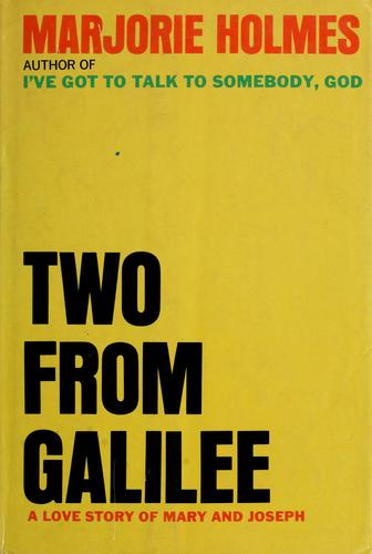 Two from Galilee
