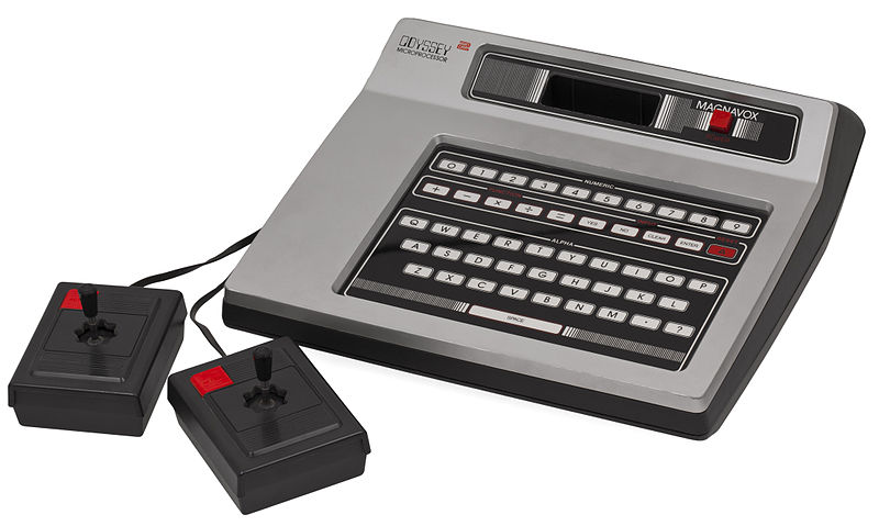 Magnavox-Odyssey-2 Internet Archive puts classic console games online such as the Atari 2600 and others