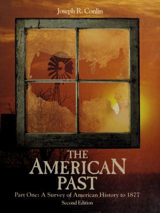 Cover of: The American past | Joseph Robert Conlin