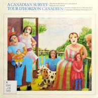 Cover of: A Canadian survey | Art Gallery of Ontario.