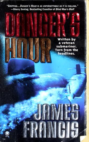Cover of: Danger's hour | James Francis