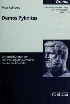 Cover of: Demos Pyknites | Peter Reinders
