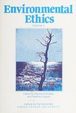 Cover of: Environmental Ethics | Raymond Bradley