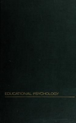 Cover of: Handbook on teaching educational psychology | edited by Donald J. Treffinger, J. Kent Davis, Richard E. Ripple.