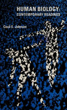 Cover of: Human biology | Cecil E. Johnson