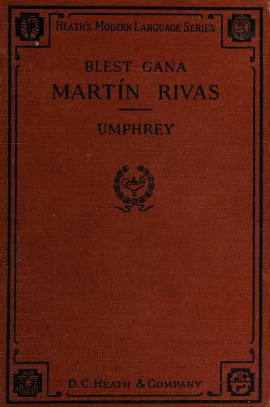 Martín Rivas by Alberto Blest Gana