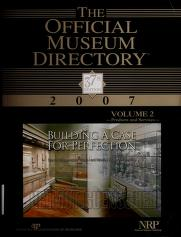 Cover of: The Official museum directory | American Association of Museums