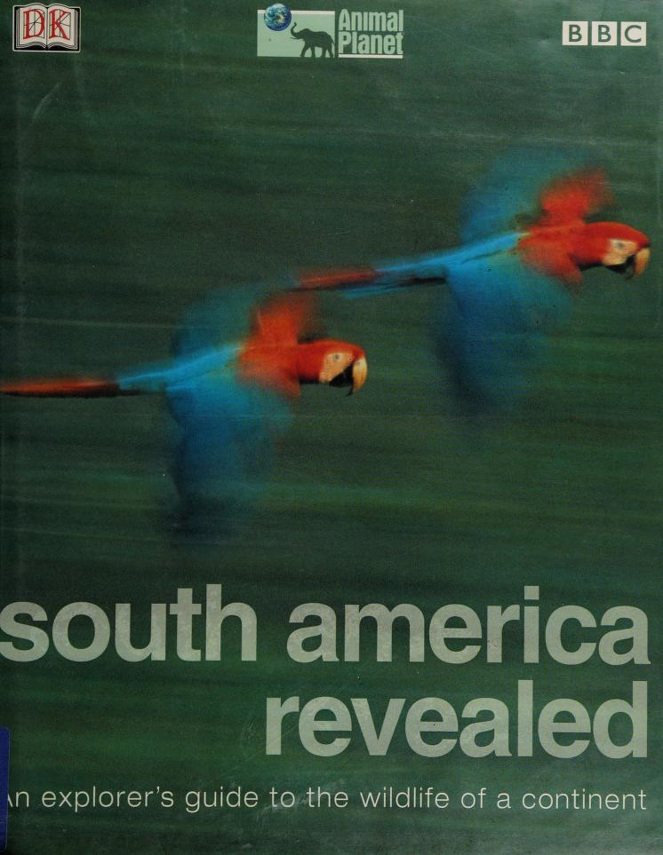 South America revealed by Michael Bright