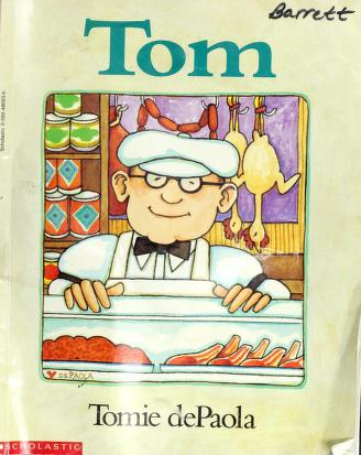 Cover of: Tom | Jean Little