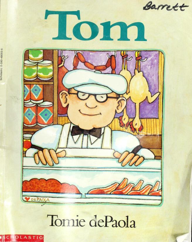 Tom by Jean Little