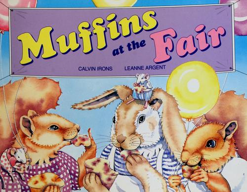 Muffins at the fair by Calvin Irons