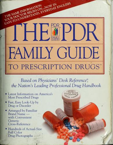 The PDR family guide by David W. Sifton